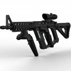 BeswinVR M4 Rifle Adapter for Vive Controller